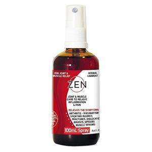 Zen Liniment 100ml at Body Techniques