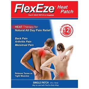 Flexeze Heat Patches at Body Techniques