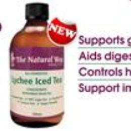 Probiotic - Lychee Iced Tea