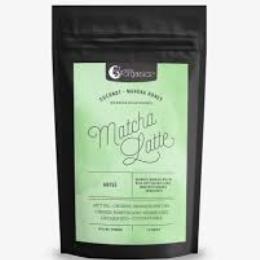 Nutra Organics Matcha Latte
