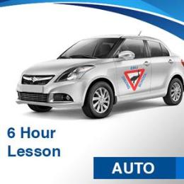 6 HOUR Lesson Pack Auto