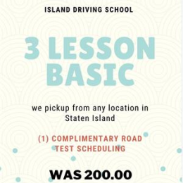 3 Lesson Basic Package