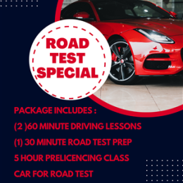 ROAD TEST SPECIAL