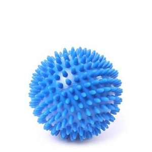 <p>The 10cm soft spiky massage ball is a simple proven multipurpose tool ideal for gentle pressure point type self-massage – perfect for home use and compact enough to carry with you.</p>