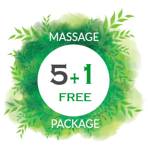 6 for 5 Massage Package at Keep Moving Massage
