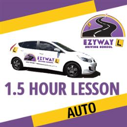 1.5 Hour Automatic Lesson