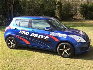 Pro 1 - Basic 3 hours K2D Lesson Package Manual (GST Inc) at Pro Drive Driver Education