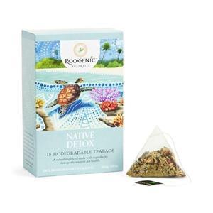 Super Detox Tea Bags at Zing Massage Therapy