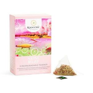 Native Relief Tea Bags at Zing Massage Therapy