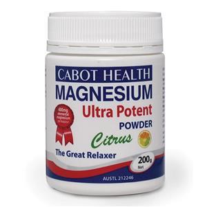 Magnesium Ultra Powder at Zing Massage Therapy