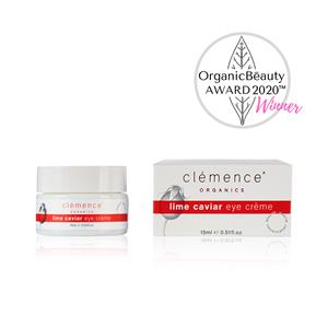 Clemence Lime Cavier Eye Creme at First Things First Wellness Centre