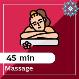 45 min Massage Voucher