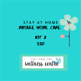 MASSAGE HOME CARE KIT 2