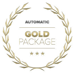 Gold Package - 10 Automatic Driving Lessons