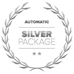 Silver Package - 5.5 Automatic Lessons