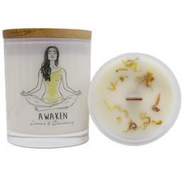 Yoga Jar Candle - AWAKEN