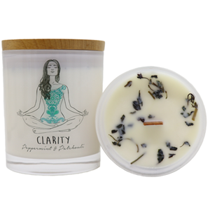 Yoga Jar Candle - CLARITY at Zing Massage Therapy