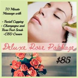 Deluxe Rose Package Voucher