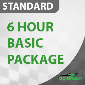 6-Hr Basic Package Standard at Go Green Driving School