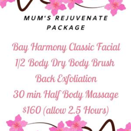 Mother's Day - Mum's Rejuvenate Package
