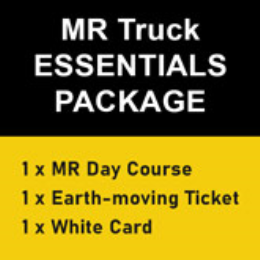 MR Truck & Essentials Earthmoving Package