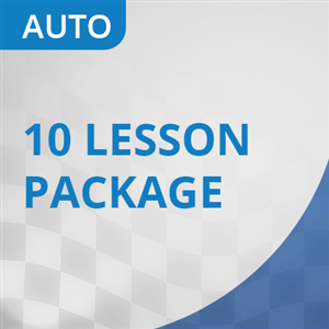 10 Lesson Package at David Driving School
