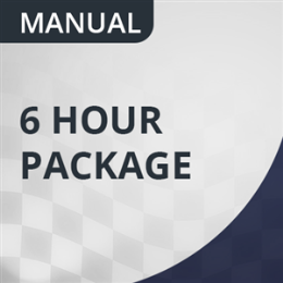 6 Hour Manual Package