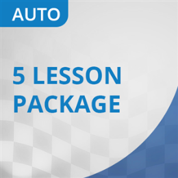 5 Lesson Package