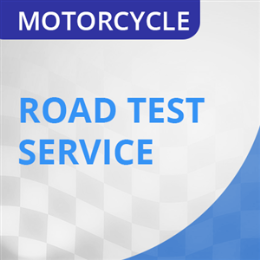 Motorcycle Road Test