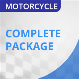 6hr Motorcycle Lesson Package w/ Road Test