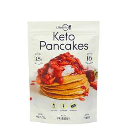 Ultra Lite Keto Pancakes