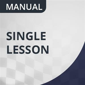 Manual Driving Lesson (1 hr 30 min) at David Driving School