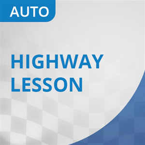 Highway Lesson (1 hr 30 min) at David Driving School