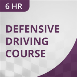 6 Hr Defensive Driving Course