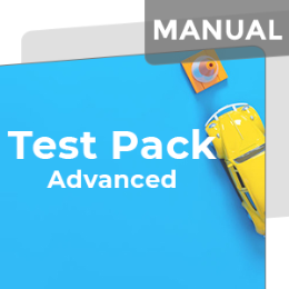 Car Test Pack - Advanced (Manual)