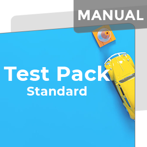 Car Test Pack - Standard (Manual) at Friendly Driving School