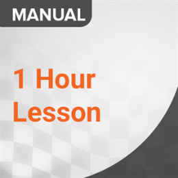 1 Hour Lesson (Manual)
