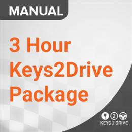 3 Hour Keys2Drive Pack (Manual)