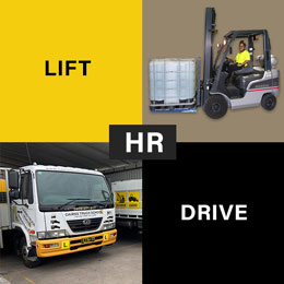 Lift & Drive HR Package