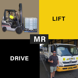 Lift & Drive MR Package