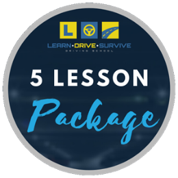 5 Auto Lessons + Free Keys2Drive
