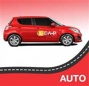 2 Lesson pack at iLeap Driving School