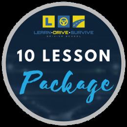 10 Auto Lessons + FREE Keys2Drive Lesson