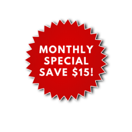 Monthly Special - 2 x 90 Minute Auto Lessons