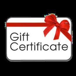 Gift Certificate 60m
