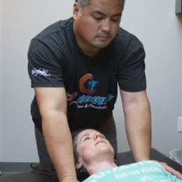40 Pack 30 Min Massage or FST w/ Jeff
