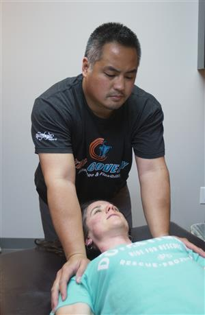 40 Pack 30 Min Massage or FST w/ Jeff at Tri-Covery Massage & Flexibility