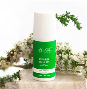 Kunzea Roll On 50ml at First Things First Wellness Centre