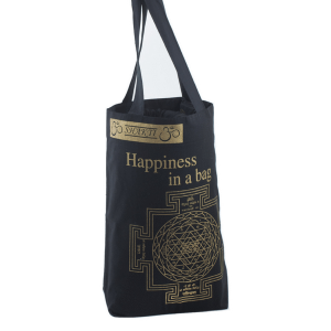 Shakti Happiness Bag Black at First Things First Wellness Centre