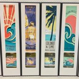 Vintage Surf Reed Diffuser